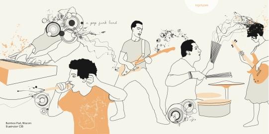 ArtWork For Goove 'N Trance Band