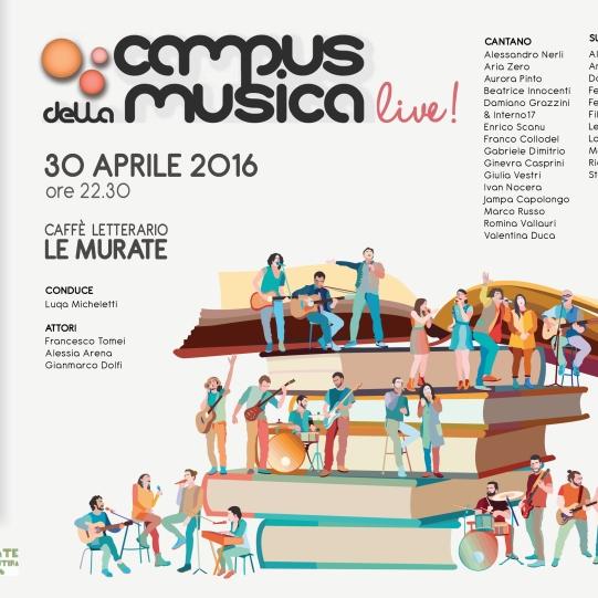 Campus della Musica live Le Murate Florence