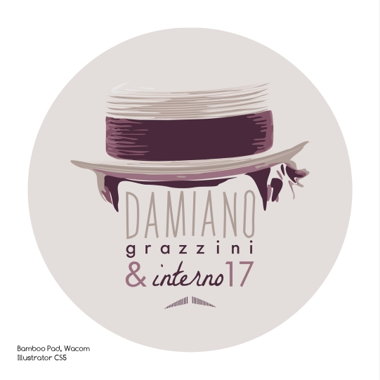 Logotype for Damiano Grazzini & Interno 17