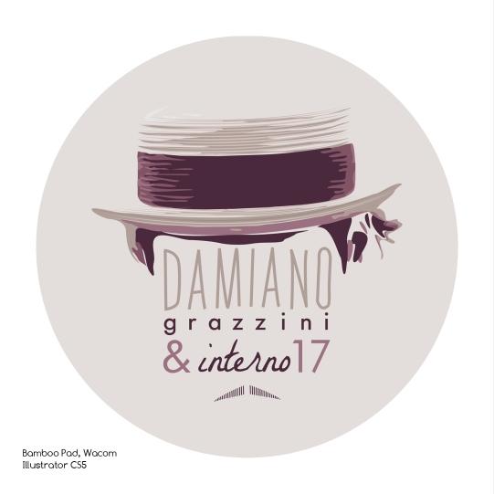 Logotype for Damiano Grazzini & Interno 17